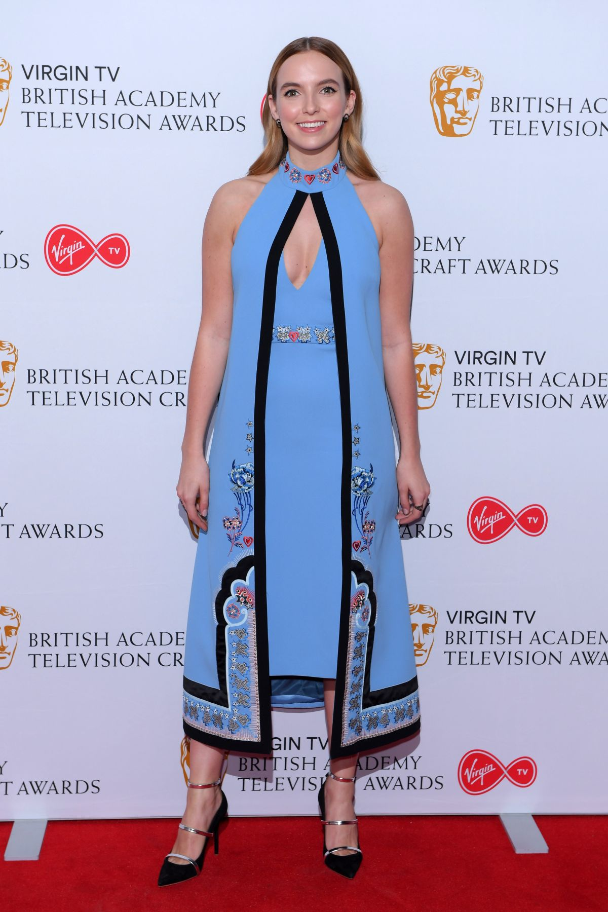JODIE COMER at British Academy Television and Craft Awards Nominees Party in London 04/20/2017   jodie-comer-at-british-academy-television-and-craft-awards-nominees-party-in-london-04-20-2017_2