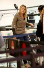 JODIE SWEETIN at Los Angeles International Airport 04/02/2017