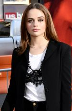 JOEY KING at Unforgettable Premiere in Los Angeles 04/18/2017