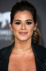 JOJO FLETCHER at Guardians of the Galaxy Vol. 2 Premiere in Hollywood 04/19/2017