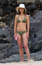 JORDANA BREWSTER in Bikini on the Beach in Hawai 04/07/2017