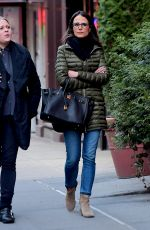 JORDANA BREWSTER Out and Abouyt in New York 03/31/2017 - superiorpics celebrity forums