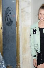 JOSEPHINE SKRIVER at American Express Celebrates New Platinum Card with Hamilton Takeover Experience in New York 04/01/2017