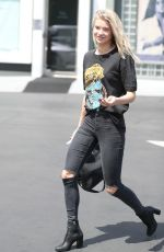 JOSIE CANSECO Out in West Hollywood 04/24/2017
