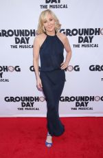 JUDY MCLANE at Groundhog Day Broadway Opening Night in New York 04/17/2017