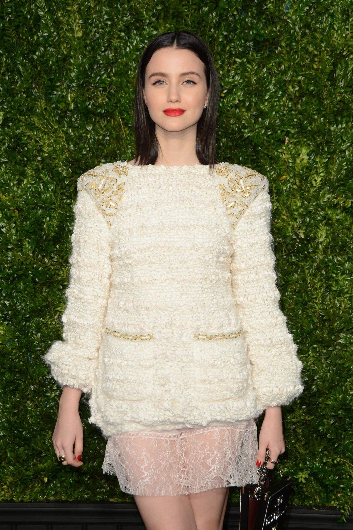 JULIA GOLDANI TELLES at Chanel Artists Dinner at Tribeca Film Festival in New York 04/24/2017