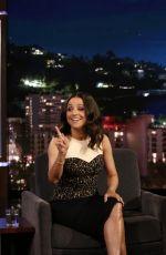 JULIA LOUIS-DREYFUS at Jimmy Kimmel Live 04/19/2017