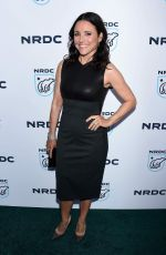JULIA LOUIS-DREYFUS at Stand Up! for the Planet in Los Angeles 04/25/2017
