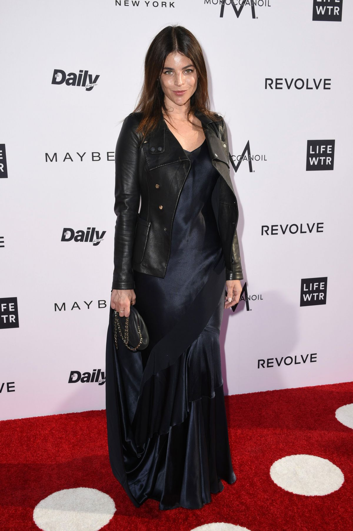 JULIA RESTOIN-ROITFELD at Daily Front Row's 3rd Annual Fashion Los Angeles Awards 04/02/2017
