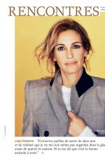 JULIA ROBERTS in Marie Claire Magazine, France May 2017