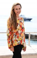 JULIA STILES and LENA OLIN at Riviera Photocall in Cannes 04/03/2017
