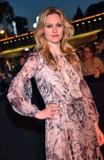 JULIA STILES at Miptv Opening Night in Cannes 04/03/2017