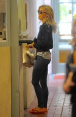 JULIANNE HOUGH Leaves a Nail Salon in Beverly Hills 04/13/2017