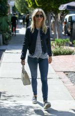 JULIANNE HOUGH Shopping at Melrose Place in West Hollywood 04/13/2017
