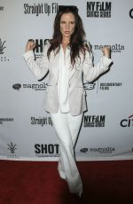 JULIETTE LEWIS at SHOT! The Psycho-Spiritual Mantra of Rock Premiere in Los Angeles 04/05/2017