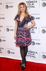JUNO TEMPLE at One Percent More Humid Premiere in New York 04/21/2017