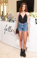 KAIA GERBER at Revolve Desert House at 2017 Coachella in Indio 04/15/2017