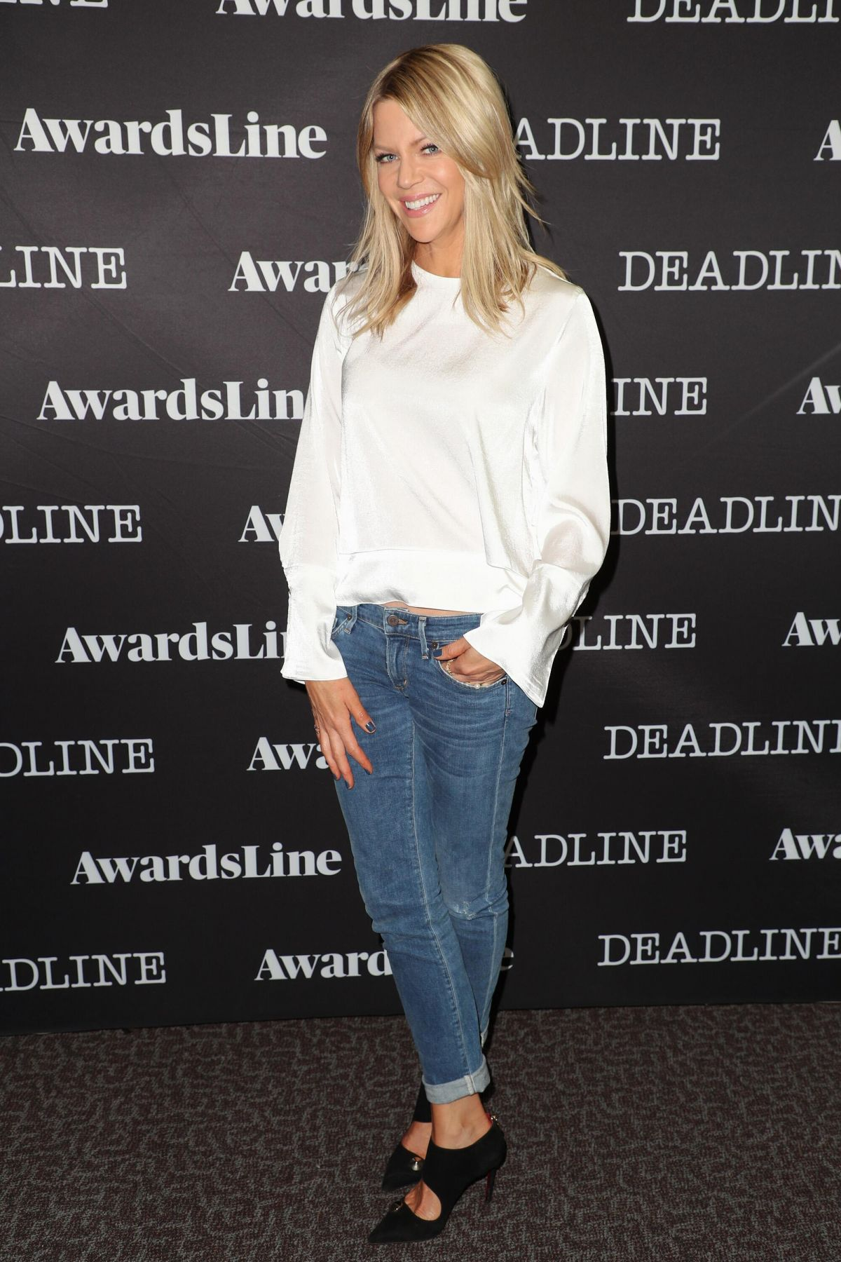 KAITLIN OLSON at Contenders Emmys Presented by Deadline in Los Angeles 04/09/2017