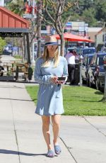 KALEY CUOCO Out and About in Los Angeles 04/02/2017