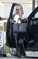 KALEY CUOCO Out for Lunch in Los Angeles 04/13/2017