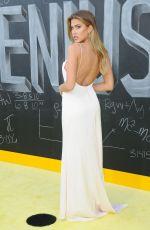 KARA DEL TORO at National Geographic's Genius Premiere in Los Angeles 04/24/2017