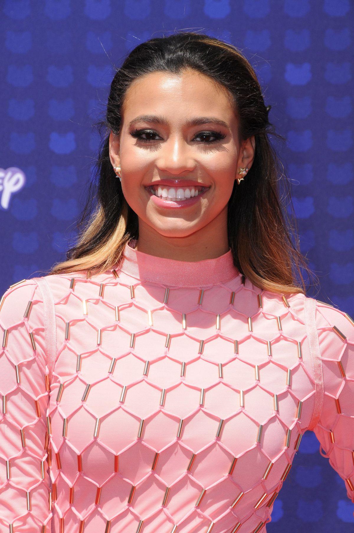 KARA ROYSTER at 2017 Radio Disney Music Awards in Los Angeles 04/29/2017