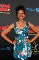 KARLA MOSLEY at Daytime Emmy Awards Nominee Reception in Los Angeles 04/26/2017