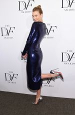 KARLIE KLOSS at 2017 DVF Awards in New York 04/06/2017