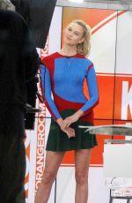 KARLIE KLOSS at Good Morning America in New York 04/21/2017