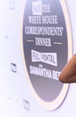 KARREUCHE TRAN at Not the White House Correspondents Dinner in Washington 04/29/2017