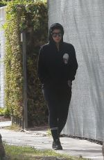 KAT VON D Out and About in Los Angeles 04/18/2017
