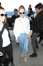 KATE BOSWORTH at LAX Airport in Los Angeles 04/18/2017