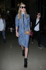 KATE BOSWORTH at Los Angeles International Airport 04/20/2017