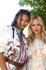 KATE BOSWORTH at Rachel Zoeasis at Coachella Valley Music and Arts Festival 04/15/2017