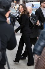 KATE DEL CASTILLO Arrives at Good Morning America in New York 04/12/2017