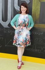 KATE FLANNERY at National Geographic's Genius Premiere in Los Angeles 04/24/2017