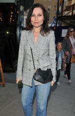 KATE FLEETWOOD at Whisper HOuse Theatre Press Night in London 04/18/2017