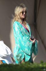 KATE HUDSON in Bikini on Vacation in Hawaii 04/03/2017