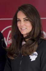 KATE MIDDLETON at 2017 Virgin Money London Marathon in London 04/23/2017