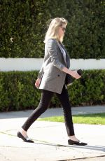 KATE UPTON Out and About in West Hollywood 04/11/2017