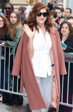 KATE WALSH Arrives at AOL Studios in New York 04/24/2017