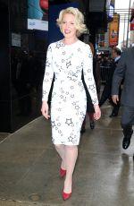 KATHERINE HEIGL Arrives at Good Morning America in New York 04/20/2017