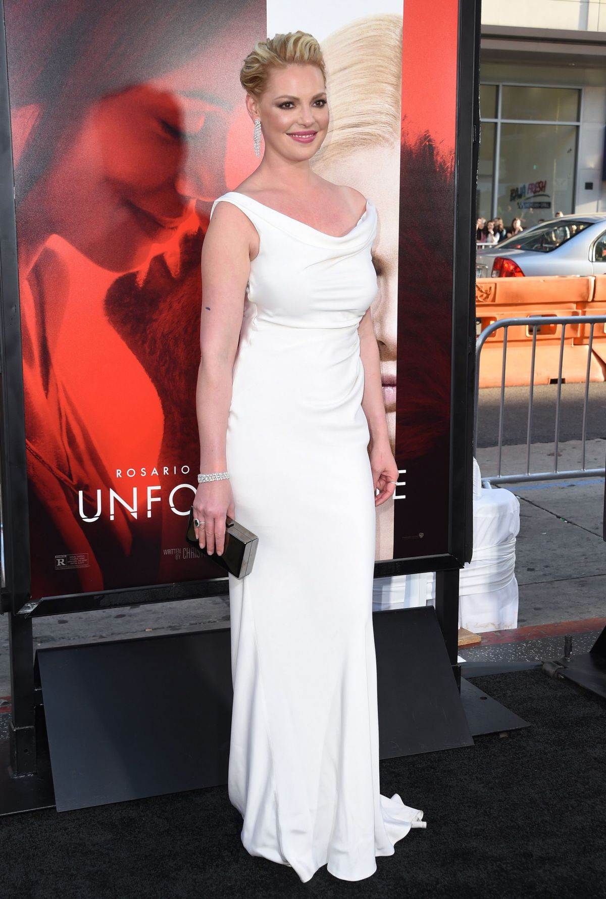 KATHERINE HEIGL at Unforgettable Premiere in Los Angeles ...