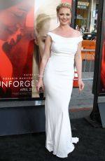 KATHERINE HEIGL at Unforgettable Premiere in Los Angeles 04/18/2017