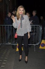 KATHERINE JENKINS Leaves The Coliseum in London 04/25/2071