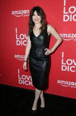 KATHRYN HAHN at I Love Dick TV Show Premiere in Los Angeles 04/20/2017