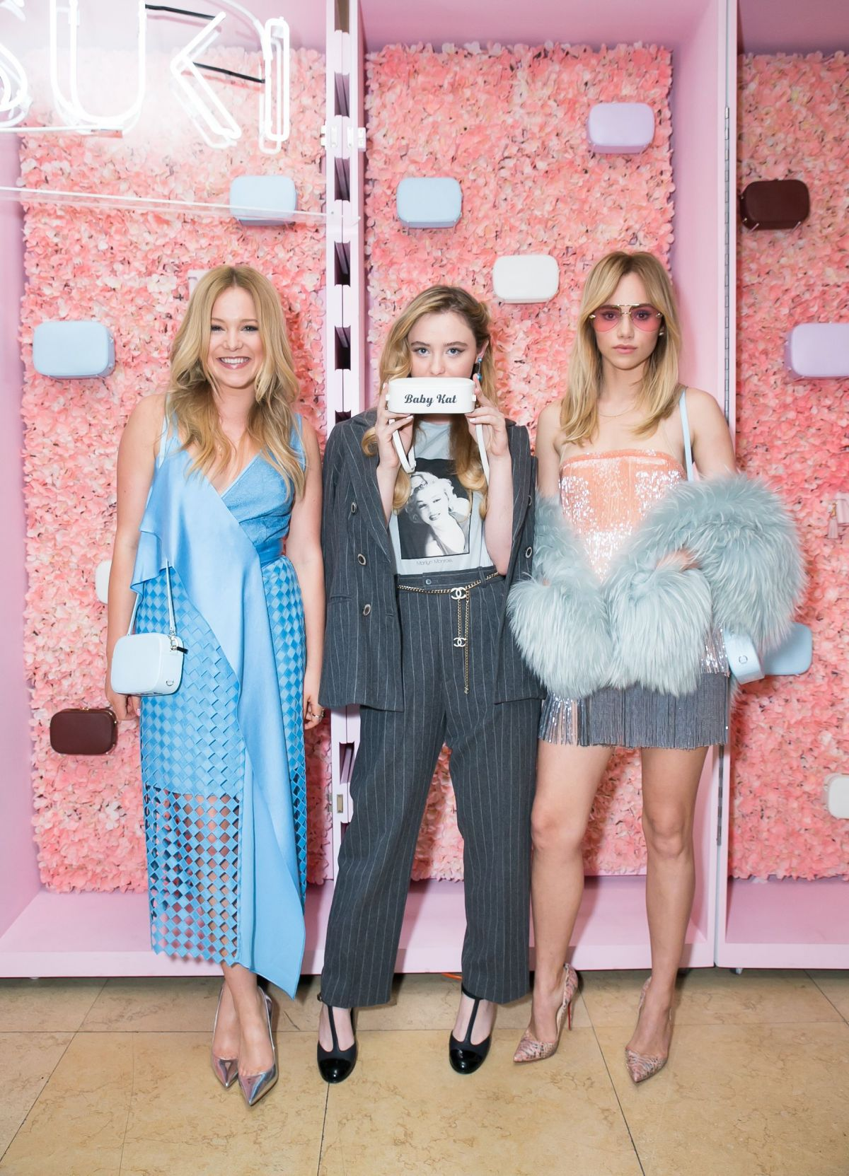KATHRYN NEWTON at Pop & Suki Collection 2 Party in Los Angeles 04/19/2017   kathryn-newton-at-pop-suki-collection-2-party-in-los-angeles-04-19-2017_3