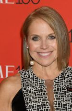 KATIE COURIC at 2017 Time 100 Gala in New York 04/25/2017