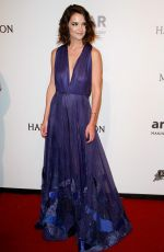 KATIE HOLMES at Amfar Inspiration Gala in Sao Paulo 04/27/2017
