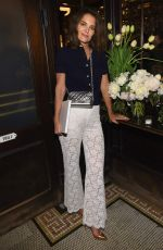 KATIE HOLMES at Chanel Artists Dinner at Tribeca Film Festival in New York 04/24/2017